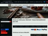 LA CAVERNE AUX MILLE TISSUS
