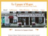 Restaurant 77 : La Cigogne d'Argent, Restaurant 77