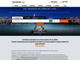 La-corse.travel : vacances en Corse à petit prix