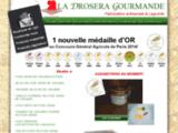 La Drosera Gourmande, L'artisan du foie gras medaille d'or