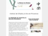 Institut de Shiatsu à Aix-en-Provence