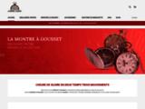 La Montre à Gousset : Boutique exclusive de Montres à Gousset