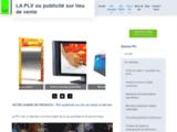 PLV au service de votre marketing et ecran lcd, mat et plv numérique