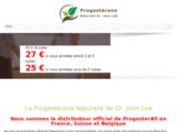La Progestérone Naturelle du Dr. John Lee