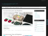 Création d'un site web, la robotique et la domotique