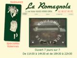 Pizzeria Gien - La Romagnola pizzeria à Gien dans le Loiret (45), spécialités italiennes