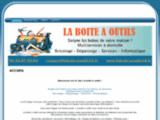 Bienvenue sur le site La boite à outils !