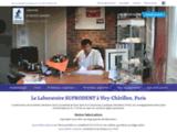 Laboratoire prothese dentaire Suprodent Vitry Ch?tillon Evry Essonne (91)