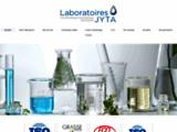 Laboratoires JYTA - sous-traitant cosmetique solide, fabricant de cosmetique sol