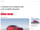 La Boussole : un site d'actualités et de news automobiles