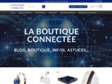 Vente en ligne d'objets connectés