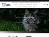 T-shirts, Bijoux, Montres, sacs avec des chats