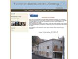 Vacances en Ardèche, gîte de la Combelle