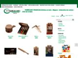 Fabricant d'ustensiles de cuisine en bois, cuillères et spatules en bois  - La Cuillère du Chef