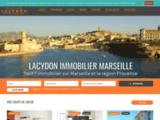 Agence immobilière Lacydon Immobilier sur Marseille13004