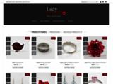 Vente de bijoux fantaisie pour femme