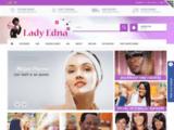 Lady Edna beauté & Montereau : coiffure afro, onglerie, bijoux