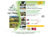 Gites, 47 Lot et garonne : Village de Gîtes et chambres en location, Lot-et-Garonne, 47, Sud-Ouest, Aquitaine, France