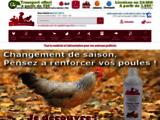 La Ferme de Manon : Vente en ligne de produits fermiers (couveuses, poulaillers, mangeoires, abreuvoirs, clotures, pieges)