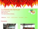 Vente à la ferme de fruits et légumes à Annemasse - La Ferme de Nicolas