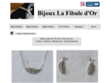 Bijoux originaux et artisanaux de La Fibule d'Or