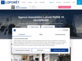 Immobilier Paris Lourmel