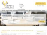 Immobilier en ligne - L'agence online, agence immobilière à domicile