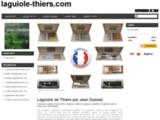 Couteaux Laguiole, couteaux Le Thiers par Jean Dubost - laguiole-thiers.com
