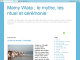 Mamy Wata, mythe, réalité