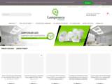 Vente en ligne ampoules à économie d'énergie : lampesecoenergie.com