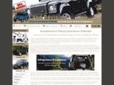 Land Révision, les pièces Land Rover Defender | Accessoires Defender