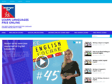 English courses London – Language school – French courses – Learn French