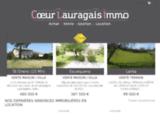 Vente de maison sur Caraman, Lafage et Fonsegrives avec l'agence immobilière COEUR LAURAGAIS   IMMO.