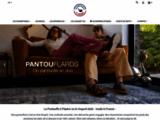 Pantoufles et casquettes Made In France pour hommes, femmes et enfants