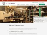 Bar, cave à bière à Paris 9 | La P'tite Mousse