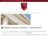 LAQUILLE Avocat • Avocat à Reims