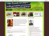 Restaurant L'Aromate à Saumur (49)