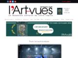 L'Art-vues - Toute l'actualité culturelle