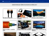 L'Atelier du câble : câbles chargeur iPhone/iPad, Micro USB/Samsung et HDMI