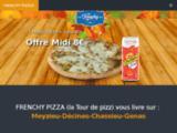Pizzeria à Meyzieu prêt de Lyon a emporter sur place en livraison, La Tour de Pizz' Meyzieu Desserts