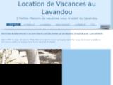 Location de vacances d'une petite maison au Lavandou - Var