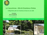 La VAUCELLOISE - Chambre d'hôte proche Chartres en Eure