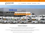 L'Aventure Camping-Car Dijon : Vente, Entretien, Réparation, Accessoires