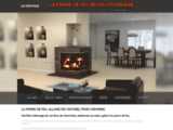 Pierre à feu, Allume feu naturel pour cheminée - La Vestale
