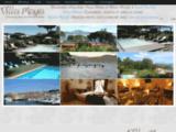 Saint Tropez Villa Maya Maison d'hotes. Chambres et studios de standing à louer à st tropez