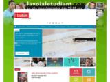 La Voix l'Étudiant : jobs, emploi, formations, concours, salons, stages
