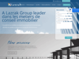 LAZRAK Groupe : Conseil en immobilier Maroc, Construction usine Maroc