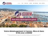Votre déménagement à Cannes, Nice et dans le 06 avec LCEDEM