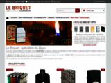 Le briquet : boutique du Zippo - Briquet tempête américain