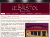 Le Bristol - Restaurant de cuisine française traditionnelle à Mouscron.